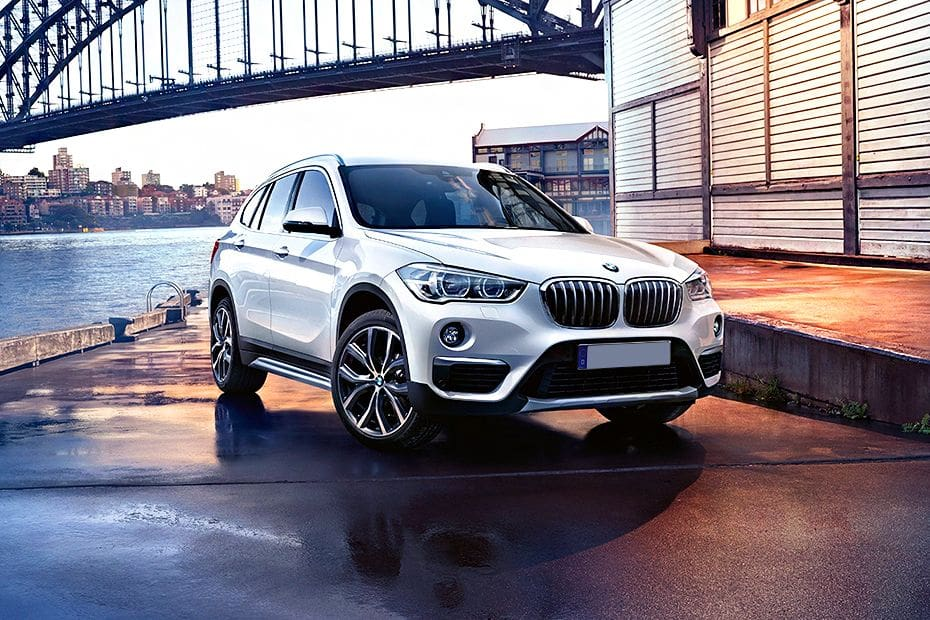 BMW X1 Pictures