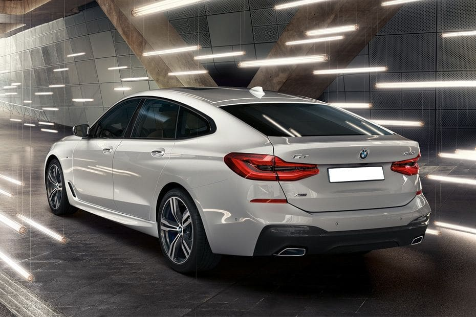 Warna BMW 6 Series GT