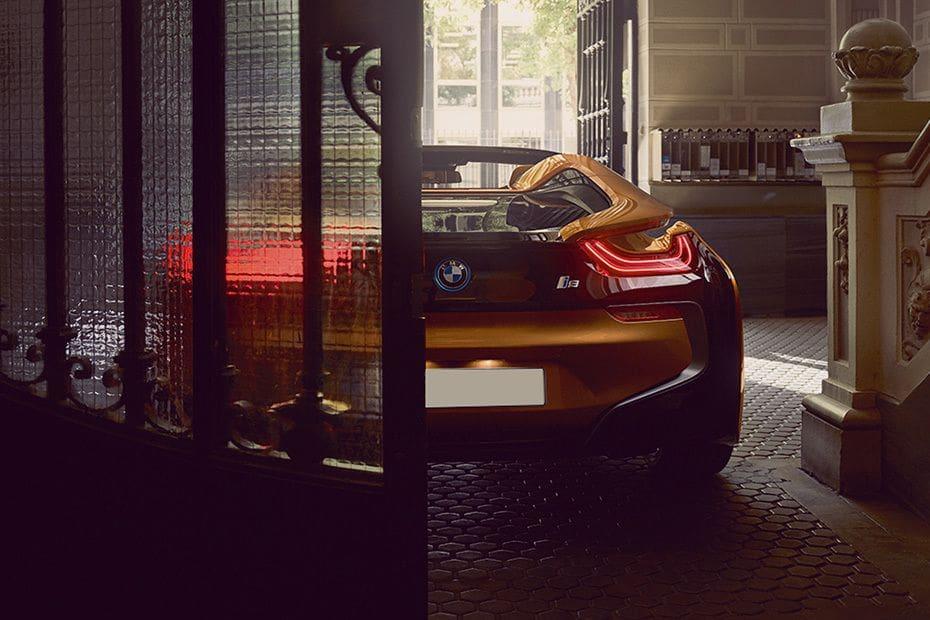 Video BMW i8 Roadster