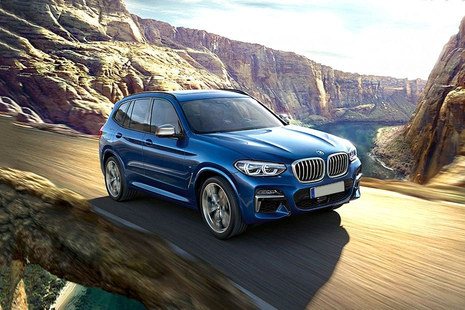 BMW X3 Pictures