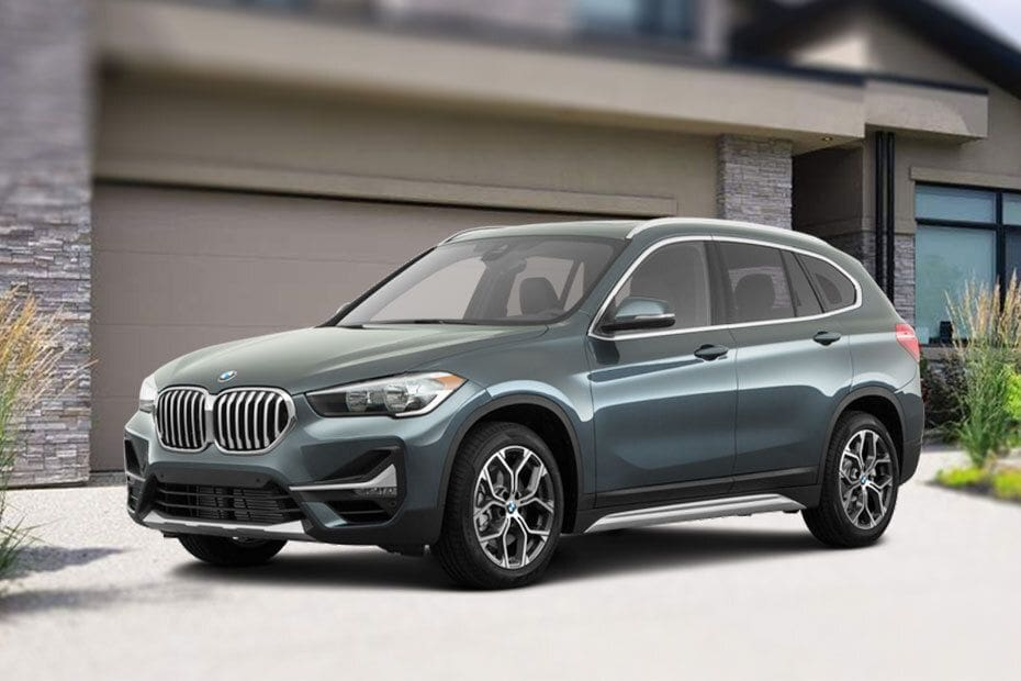BMW X1 2020 Pictures