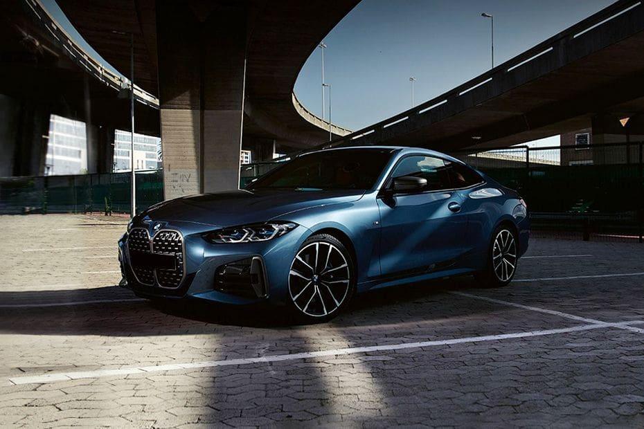 Tampak Depan Bawah BMW 4 Series Coupe