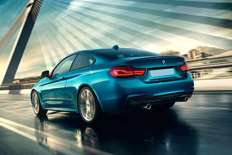 BMW 4 Series Coupe Colors