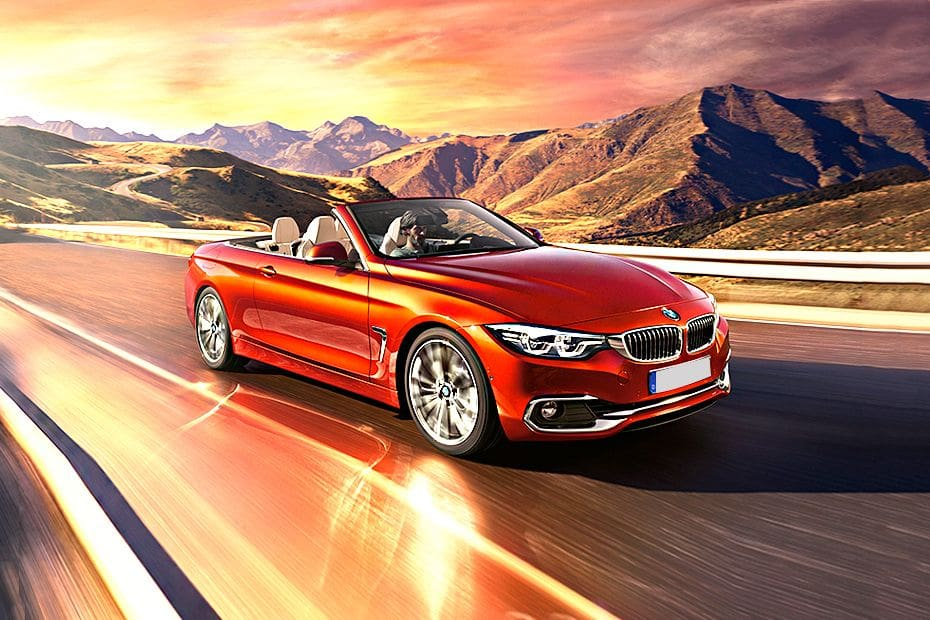 BMW 4 Series Convertible Pictures