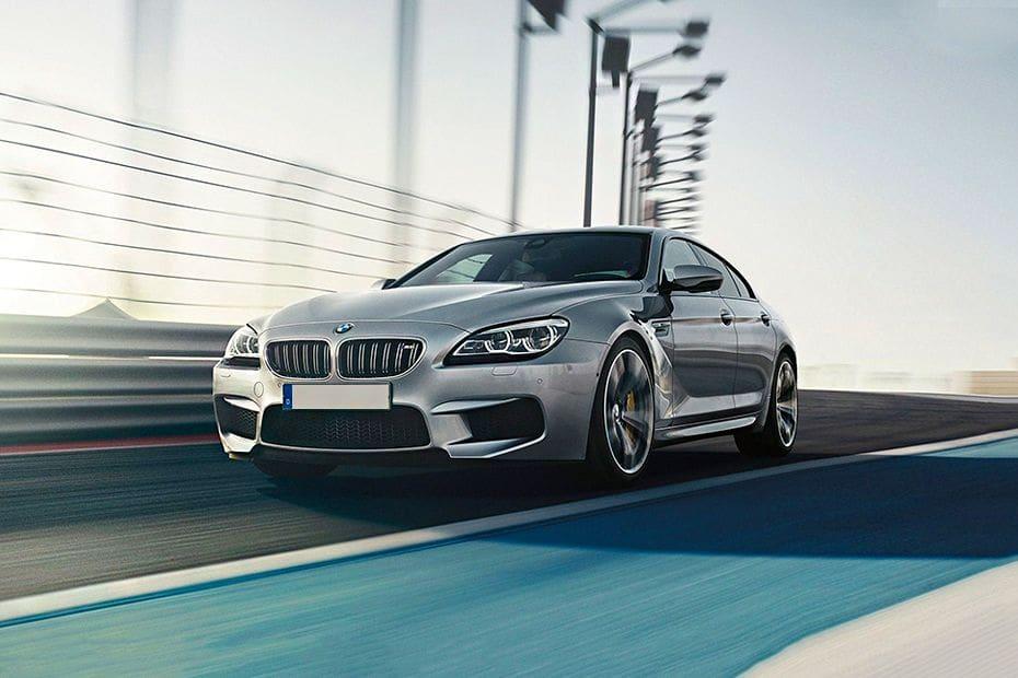 Tampak Depan Bawah BMW M6 Gran Coupe