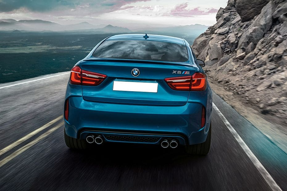 Warna BMW X6 M