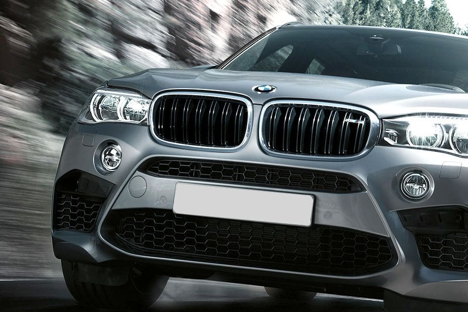 BMW X5 M Colors