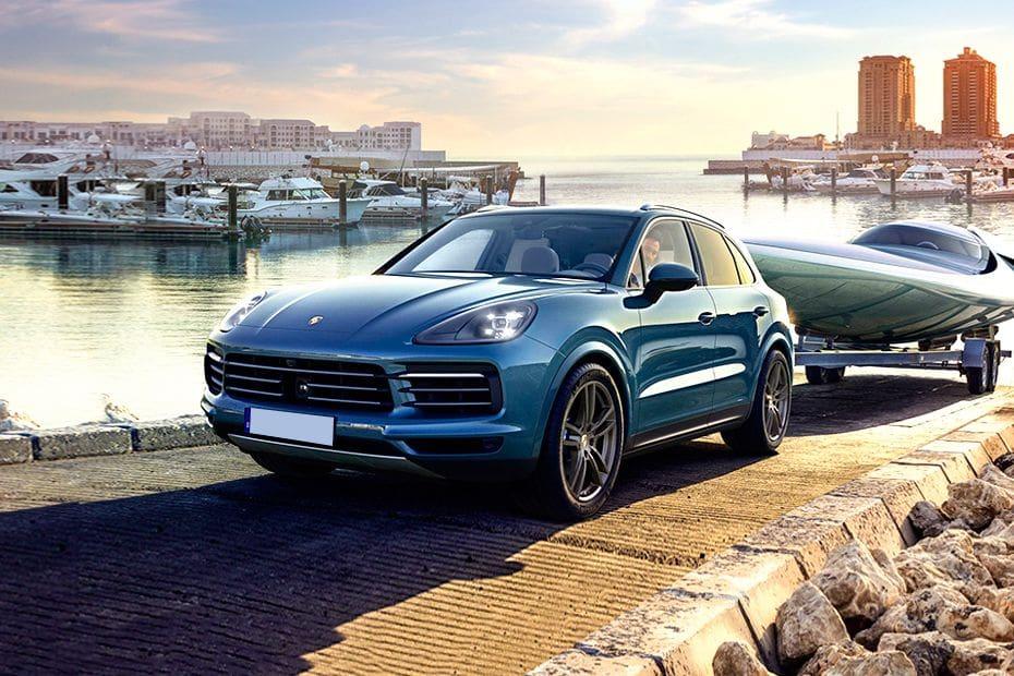 Porsche Cayenne Pictures