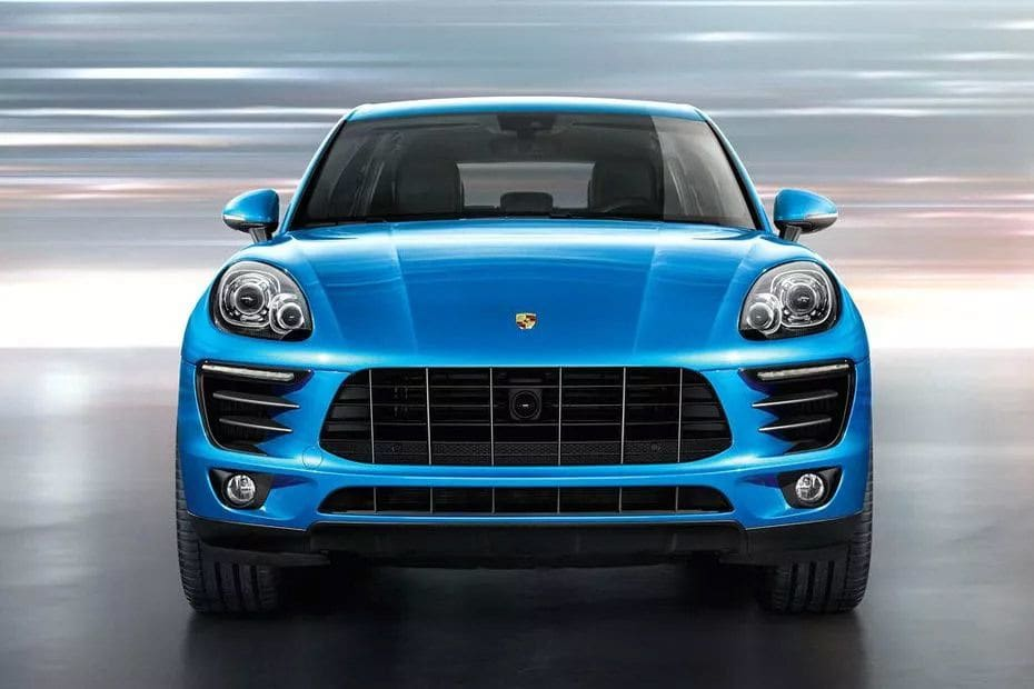 Porsche Macan Colors