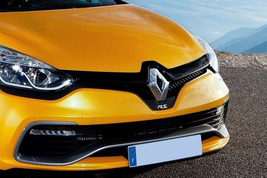Warna Renault Clio R.S.