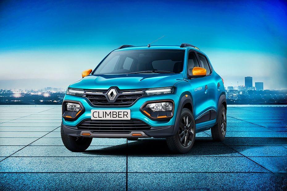 Tampak Depan Bawah Renault KWID