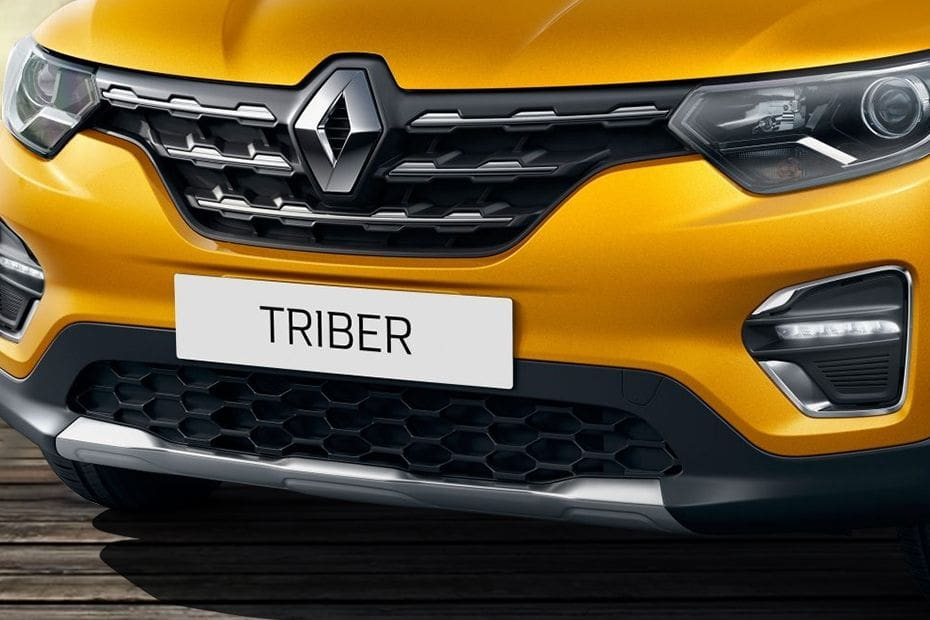 Renault Triber Colors