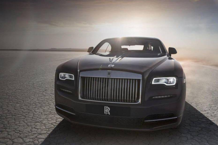 Warna Rolls Royce Wraith