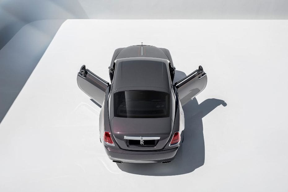 Video Rolls Royce Wraith