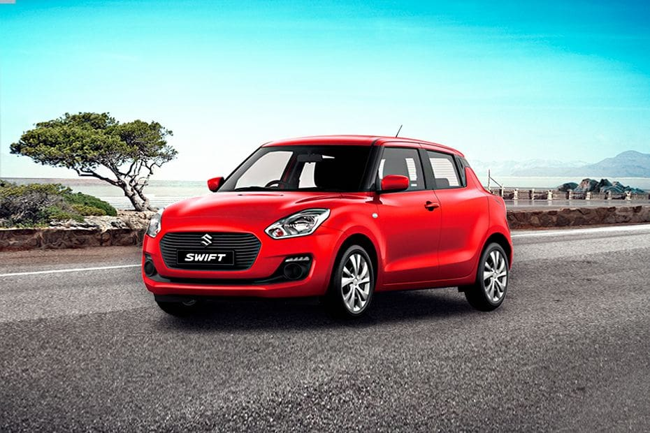 Swift 2020 Front angle low view