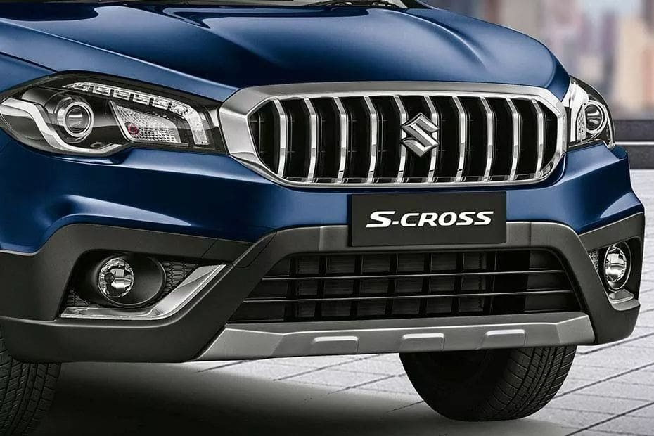 Suzuki SX4 S Cross Colors