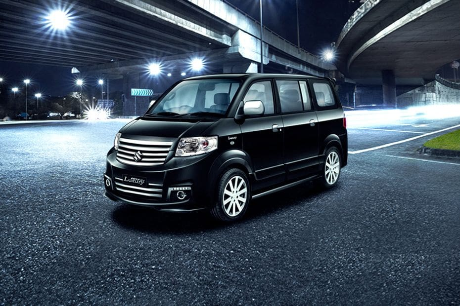 Suzuki APV Luxury Pictures
