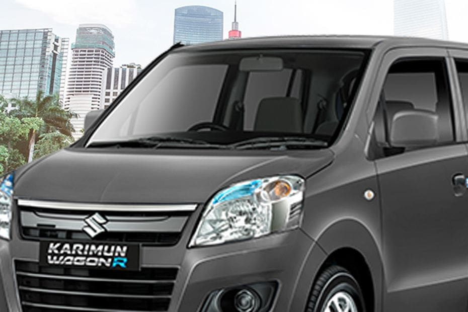 Video Suzuki Karimun Wagon R