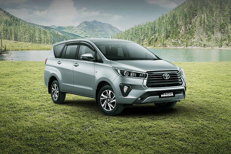 Tampak Depan Bawah Toyota Kijang Innova
