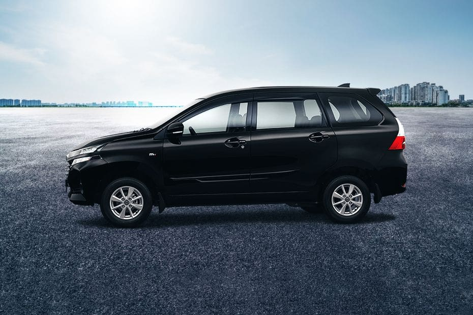 Pandangan 360° untuk Toyota Avanza