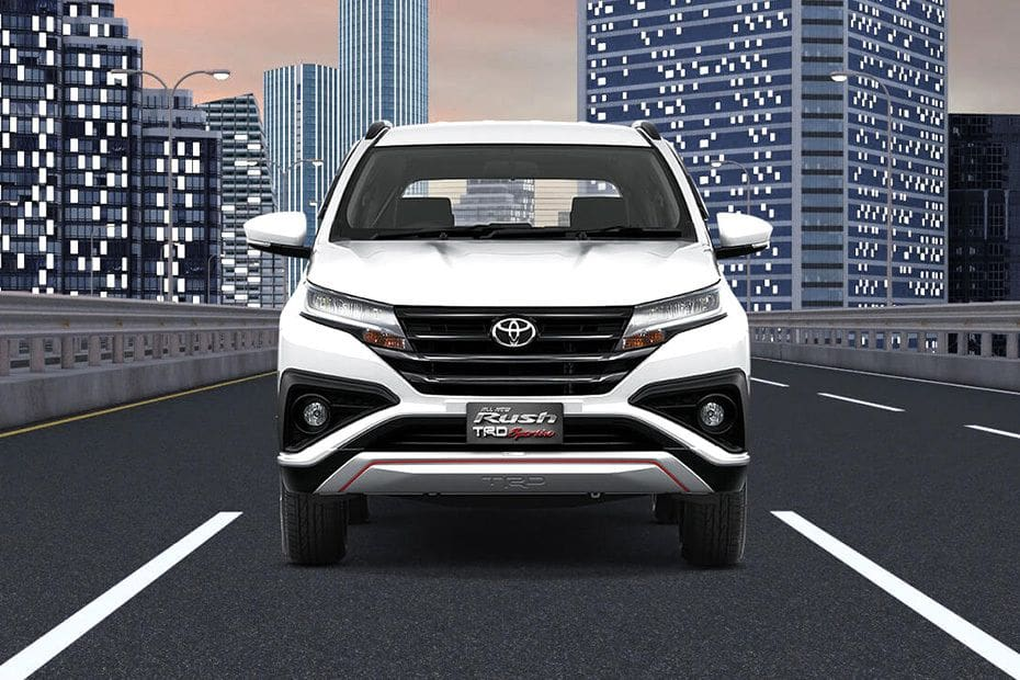 Video Toyota Rush