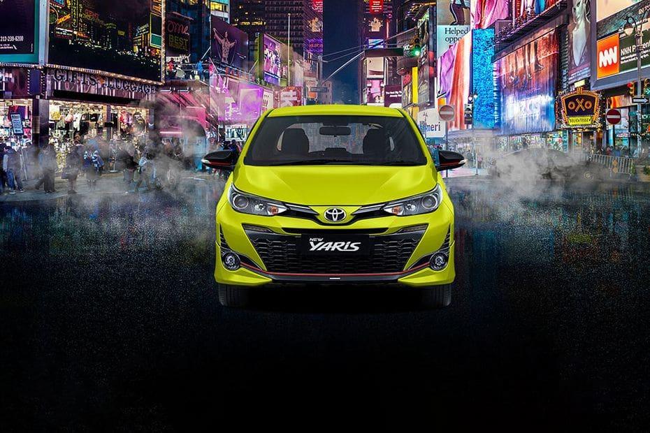 Video Toyota Yaris