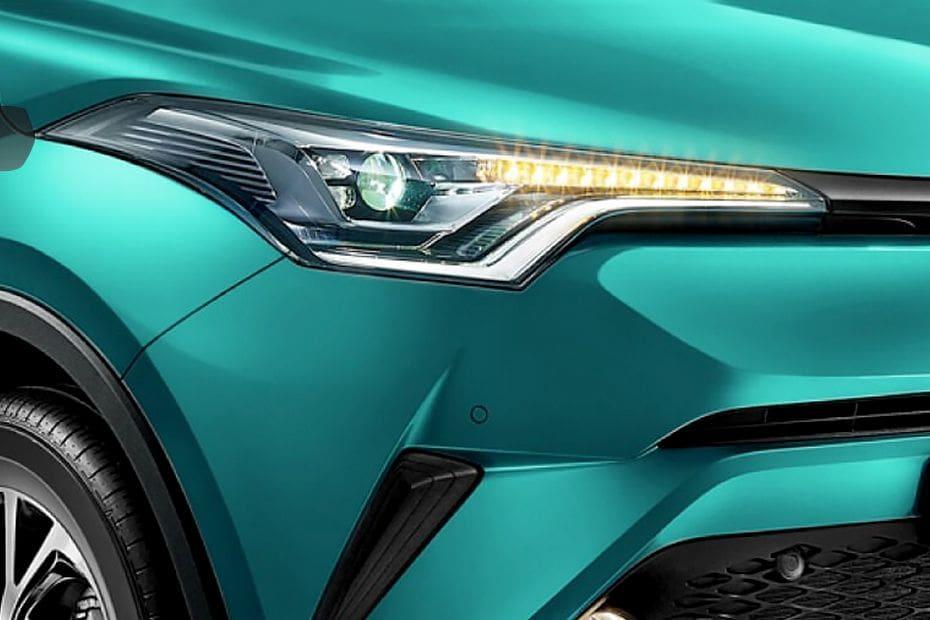 Video Toyota CHR Hybrid