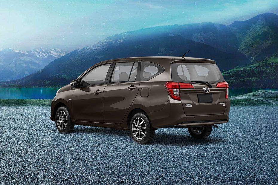 Warna Toyota Calya