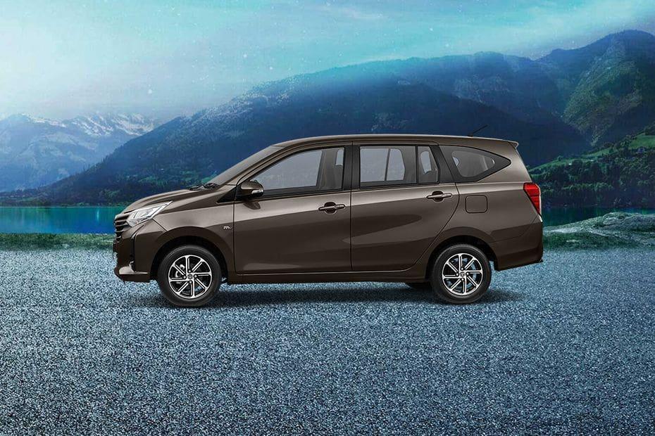 Pandangan 360° untuk Toyota Calya