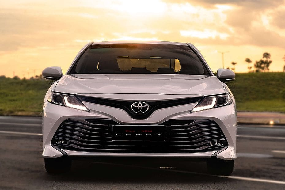 Toyota Camry Colors