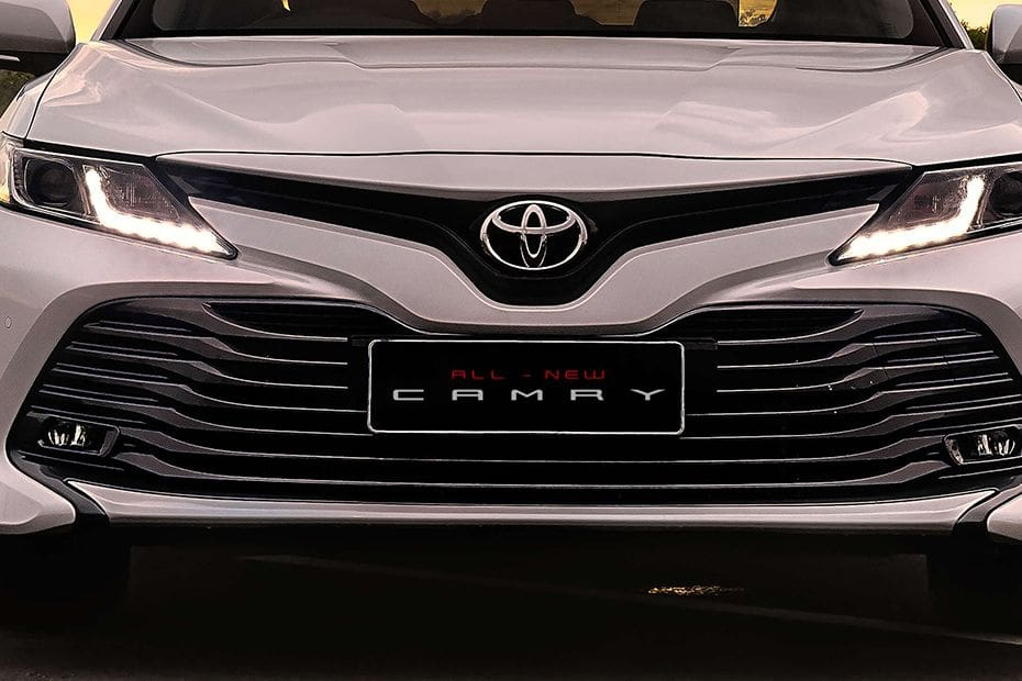 Video Toyota Camry