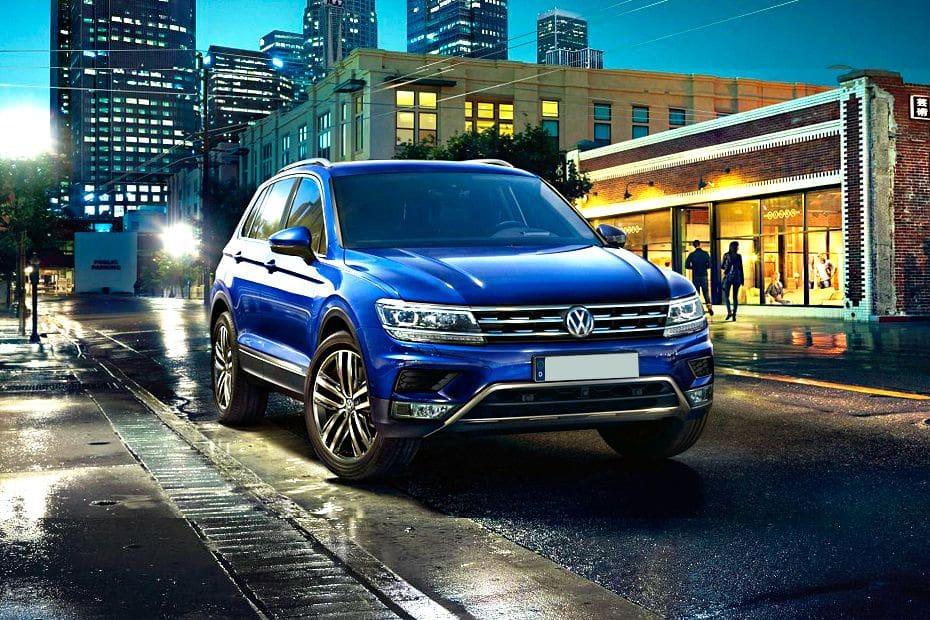 Tampak Depan Bawah Volkswagen Tiguan