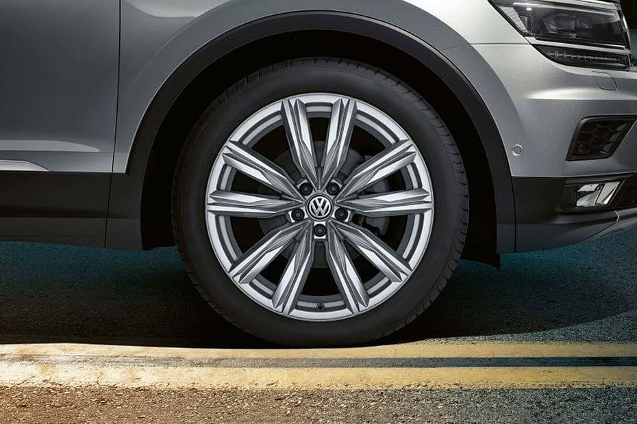Warna Volkswagen Tiguan