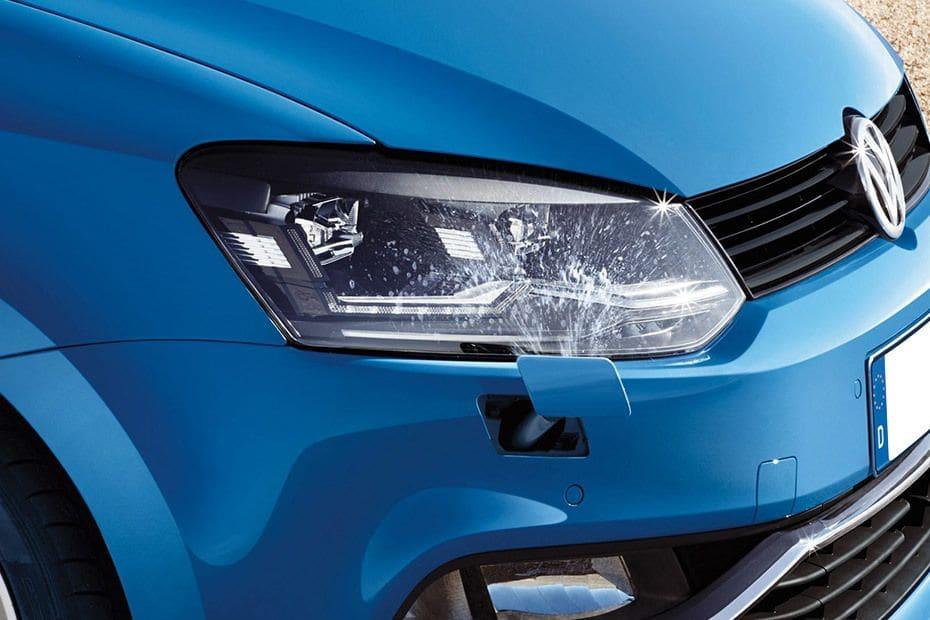 Pandangan 360° untuk Volkswagen Polo