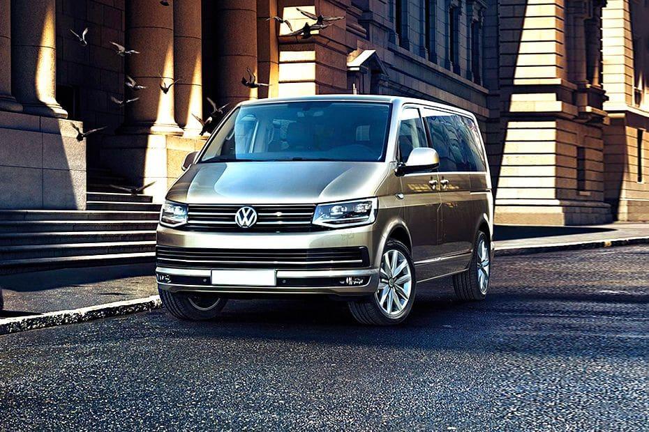 Tampak Depan Bawah Volkswagen Caravelle