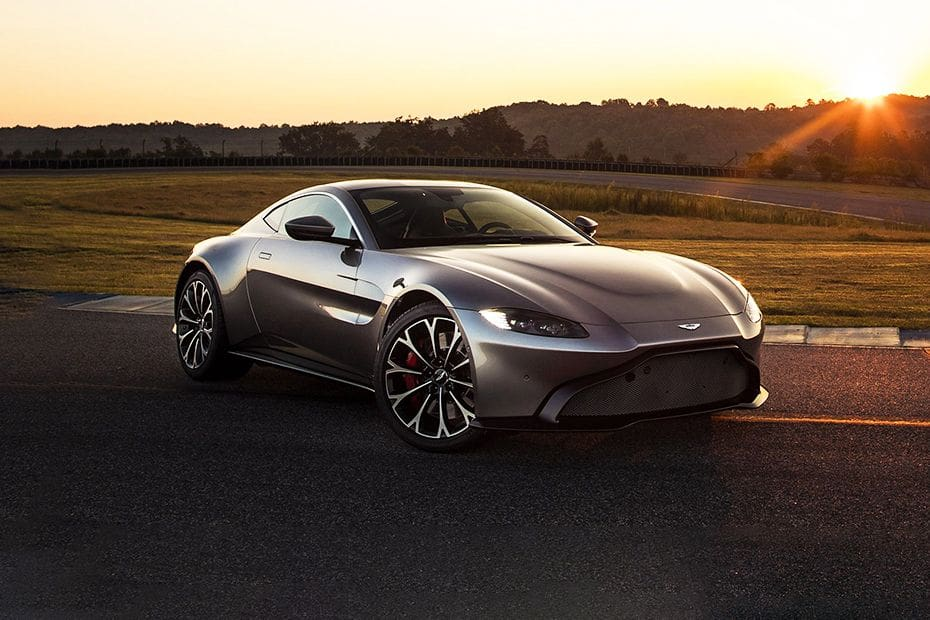 Vantage Front angle low view