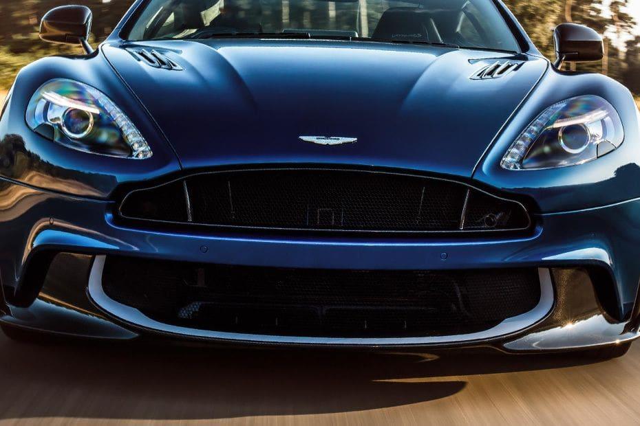Aston Martin Vanquish Videos