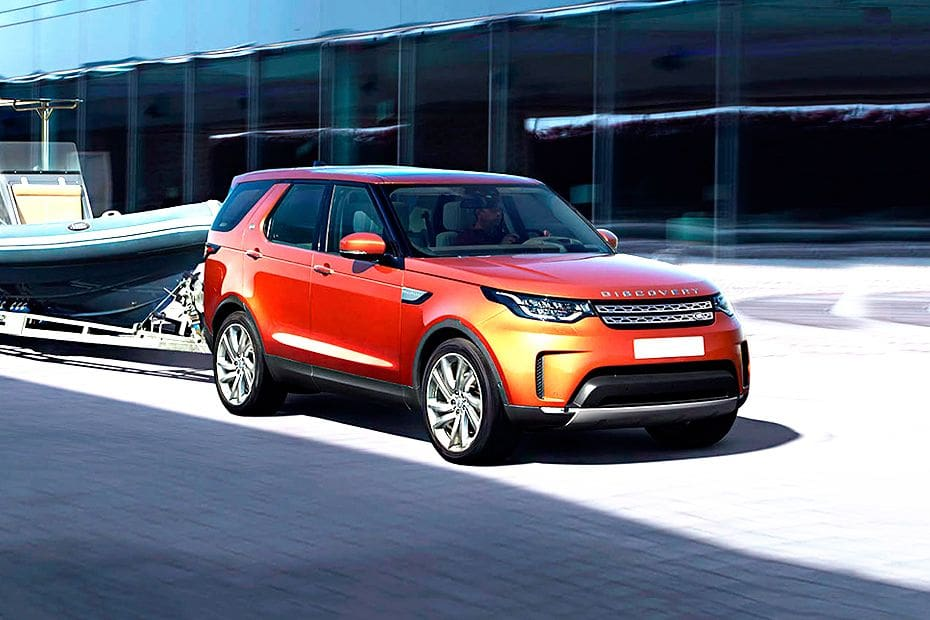 Gambar Land Rover Discovery