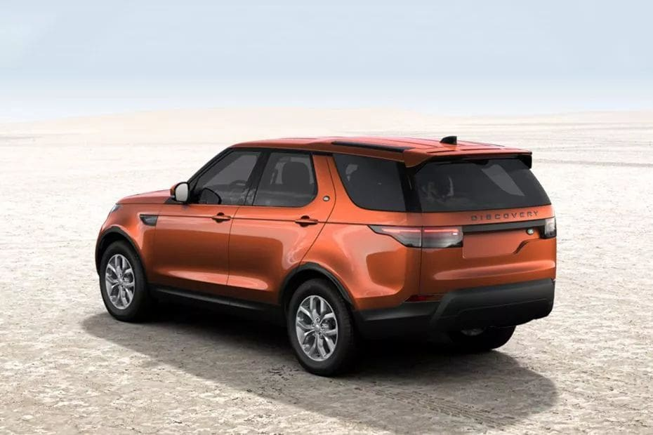 Warna Land Rover Discovery