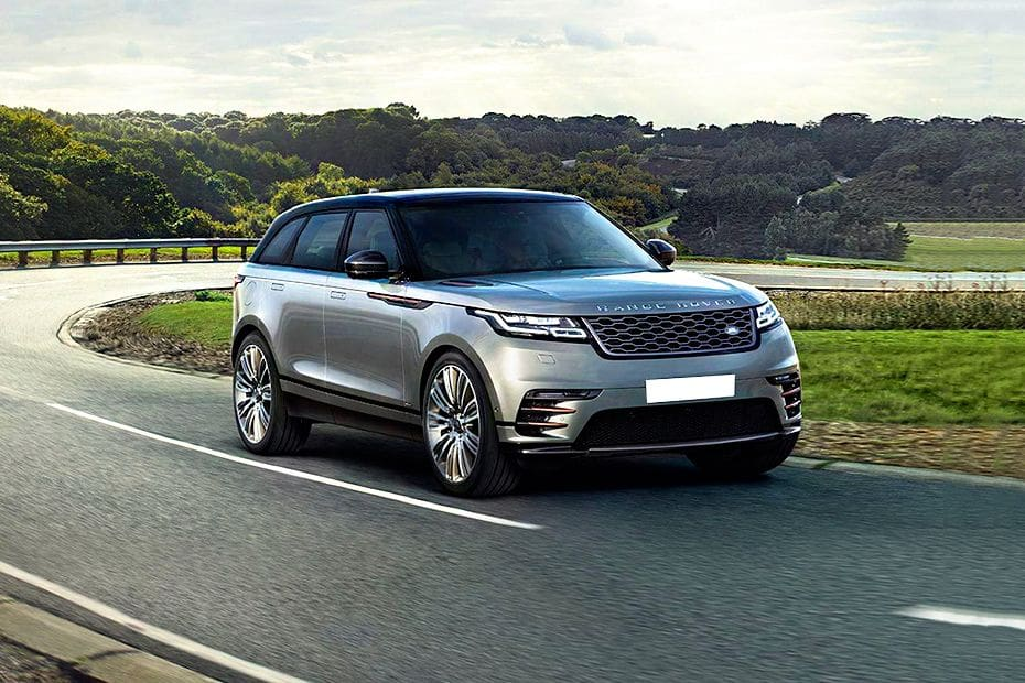 Range Rover Velar Front angle low view