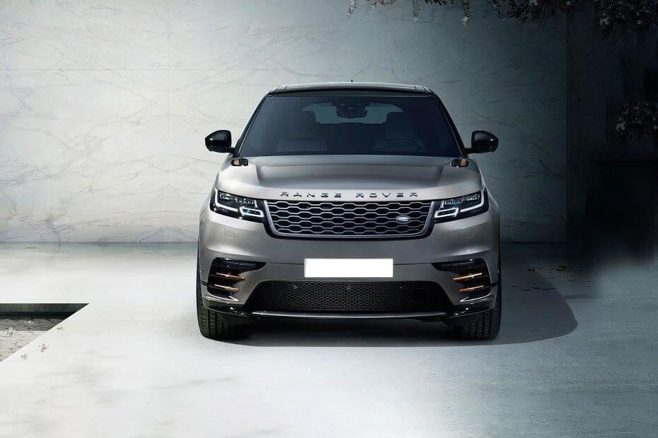 Video Land Rover Range Rover Velar