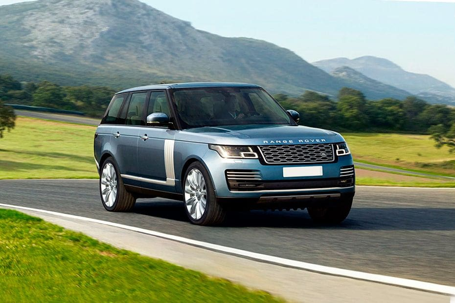 Land Rover Range Rover Pictures