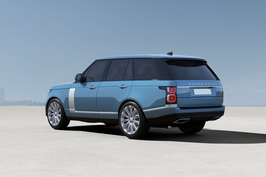 Land Rover Range Rover Colors