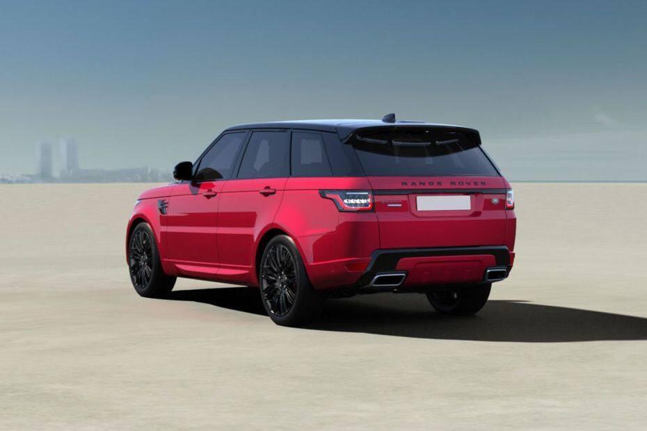 Warna Land Rover Range Rover Sport
