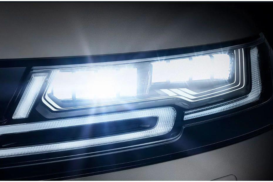 Video Land Rover Range Rover Evoque