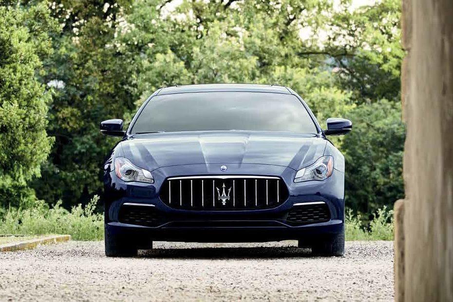 Warna Maserati Quattroporte