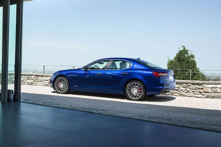 Maserati Ghibli Colors