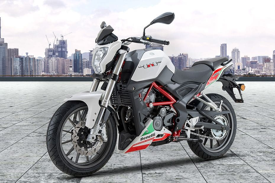 Benelli TNT 25 Pictures