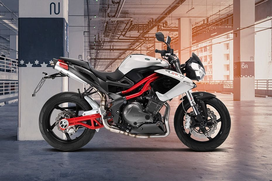 Benelli TNT 899 Pictures
