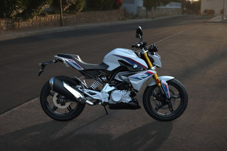 BMW G 310 R Right Side Viewfull Image